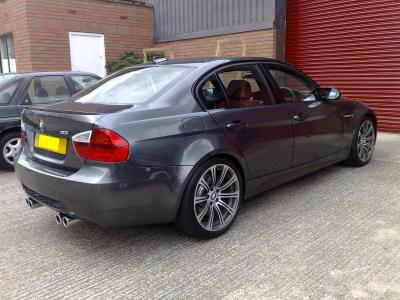 BMW M3 after a Mini-Detail
