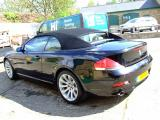 BMW 650 after an enhancement and protection