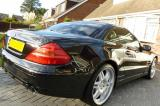 Merc SL55 AMG Brabus now revived